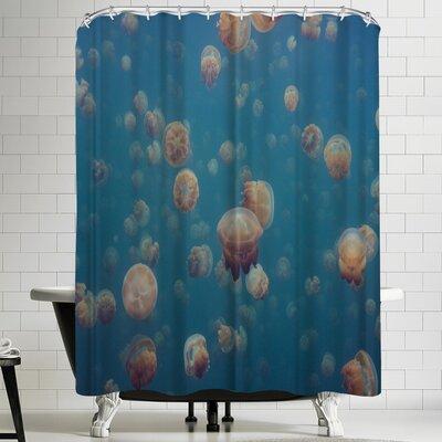 1x Oddworld Shower Curtain