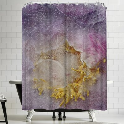 Zina Zinchik Sunshine is Coming Shower Curtain