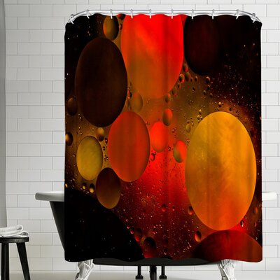 1x Astronomical Shower Curtain