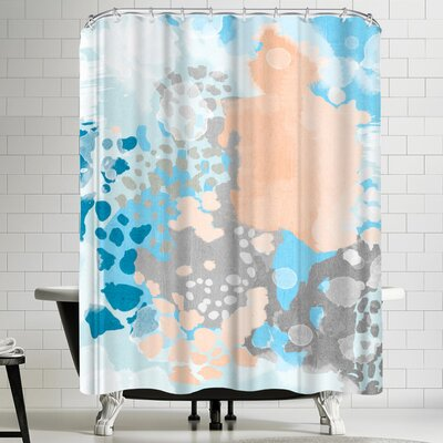 Charlotte Winter Sheyn Shower Curtain