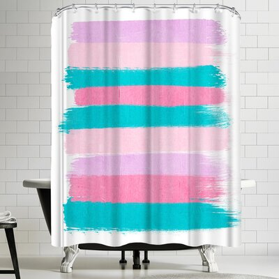 Charlotte Winter Shaz Shower Curtain
