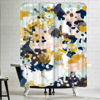 Charlotte Winter Sloane Shower Curtain