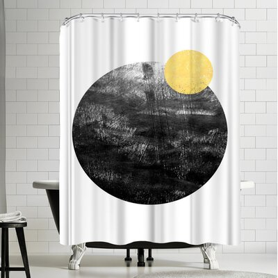 Charlotte Winter Ripley Shower Curtain