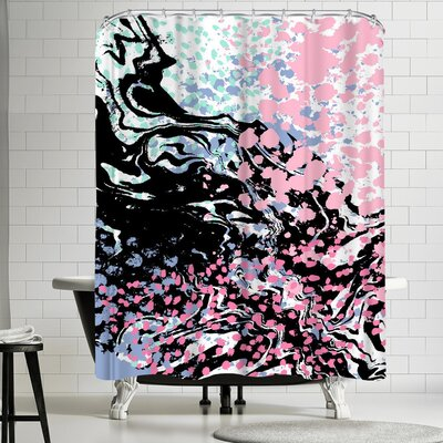 Painter Shower Curtain