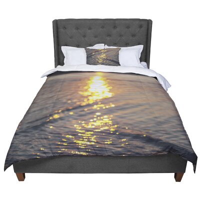 Tucson Sunset Comforter Size: King
