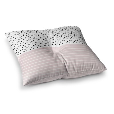 Trebam Razni Square Floor Pillow Size: 23 x 23