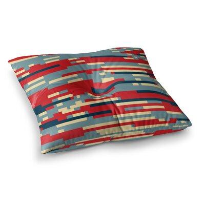 Vasare Nar Hakuna Matata Square Floor Pillow Size: 26 x 26