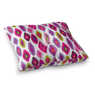 Nicole Ketchum Moroccan Dreams Square Floor Pillow Size: 23 x 23
