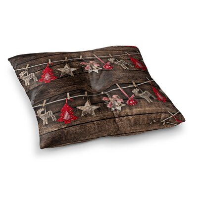 Snap Studio Hanging Around Square Floor Pillow Size: 26 x 26