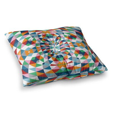 Project M Modern Day Square Floor Pillow Size: 26 x 26