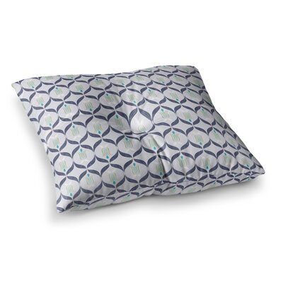 Neelam Kaur Cool Reminiscence Digital Square Floor Pillow Size: 23 x 23