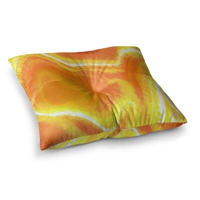 Oriana Cordero Sahara Square Floor Pillow Size: 26 x 26