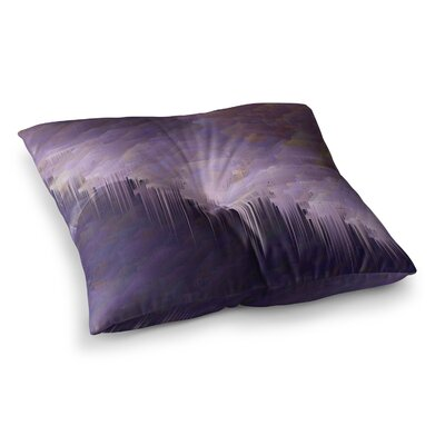 Michael Sussna Malibu Square Floor Pillow Size: 23 x 23