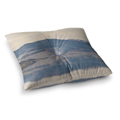 Sylvia Coomes Reflective 2 Square Floor Pillow Size: 26 x 26