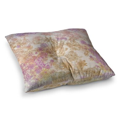 Marianna Tankelevich Retro Summer Square Floor Pillow Size: 23 x 23