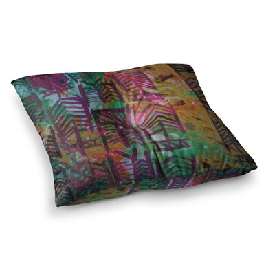 Theresa Giolzetti Quiver IV Square Floor Pillow Size: 26 x 26