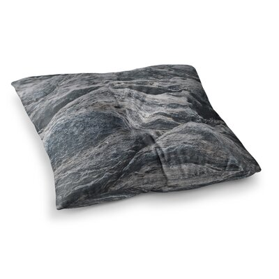 Will Wild Stone Landscape Square Floor Pillow Size: 26 x 26