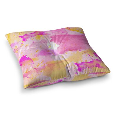 Shirlei Patricia Muniz and Square Floor Pillow Size: 23 x 23