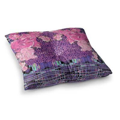 Nina May Lepparo Square Floor Pillow Size: 26 x 26