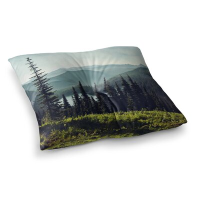 Sylvia Cook Discover Your Northwest Landscape Square Floor Pillow Size: 23 x 23
