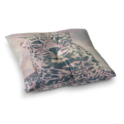 Suzanne Carter Tawny Square Floor Pillow Size: 26 x 26