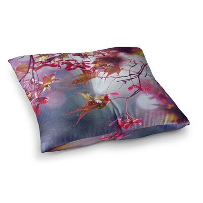 Sylvia Cook Autumn Square Floor Pillow Size: 26 x 26