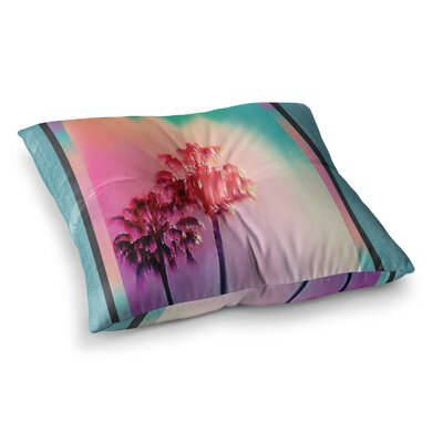 Nina May LA Square Floor Pillow Size: 26 x 26