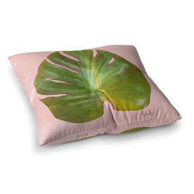 Oriana Cordero Tropico Square Floor Pillow Size: 23 x 23
