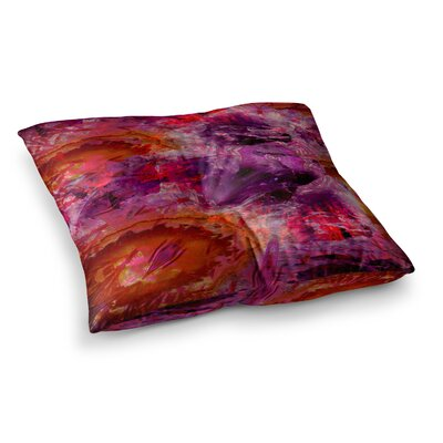 Suzanne Carter Gem Stone Square Floor Pillow Size: 23 x 23