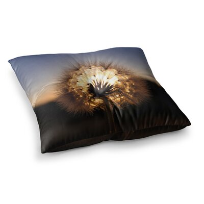 Skye Zambrana Glow Square Floor Pillow Size: 23 x 23