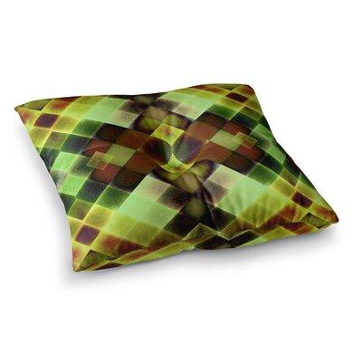 Padgett Mason Hootie Cutie Square Floor Pillow Size: 26 x 26