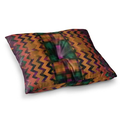Nina May Harvesta Square Floor Pillow Size: 26 x 26