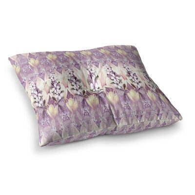Suzanne Carter Laurel85 Square Floor Pillow Size: 23