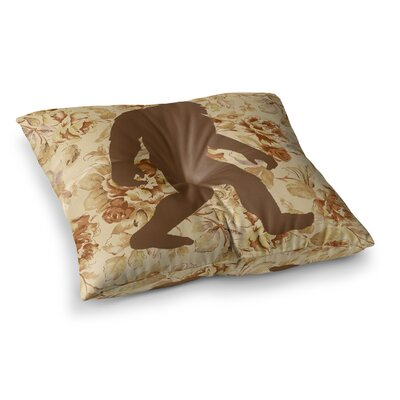 Alias Bigfoot Square Floor Pillow Size: 26 x 26