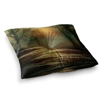 Viviana Gonzalez from Small Beginnings and Big Nature Square Floor Pillow Size: 23 x 23