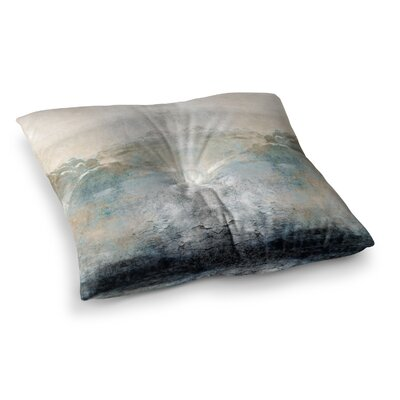 Pia Schneider Heaven II Mixed Mediia Square Floor Pillow Size: 23 x 23
