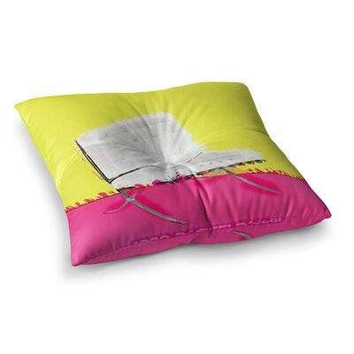 Oriana Cordero Barcelona Chair Square Floor Pillow Size: 26 x 26