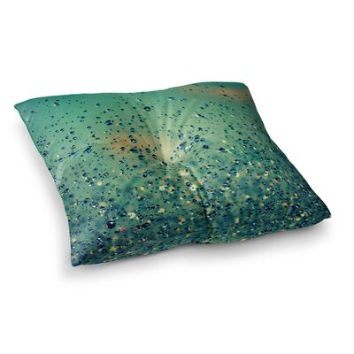 Robin Dickinson Lullaby; Close Your Eyes Square Floor Pillow Size: 23 x 23