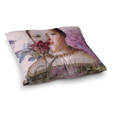 Suzanne Carter Eternity Square Floor Pillow Size: 23 x 23