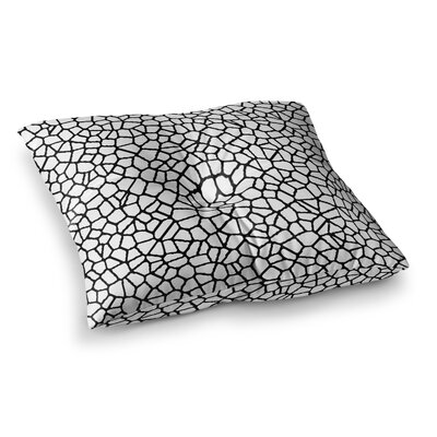 Trebam Staklo I Square Floor Pillow Size: 23 x 23