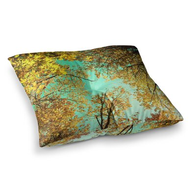 Sylvia Cook Vantage Point Square Floor Pillow Size: 26 x 26