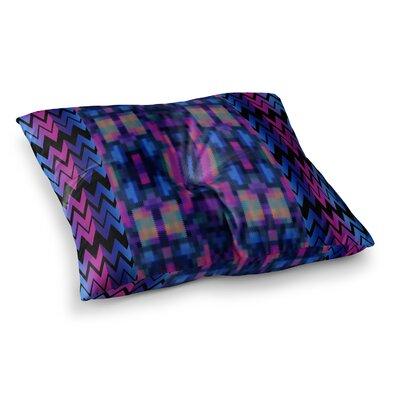 Nina May Skya Square Floor Pillow Size: 26 x 26