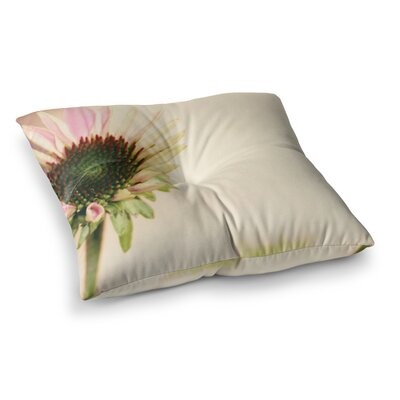 Sylvia Coomes Flower Square Floor Pillow Size: 23 x 23