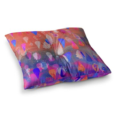 Nikki Strange Bindi Dreaming Square Floor Pillow Size: 23 x 23