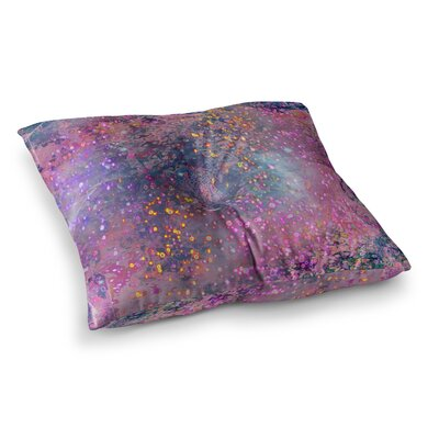 Marianna Tankelevich Universe Square Floor Pillow Size: 23 x 23
