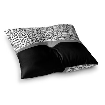 Trebam Pola V.3 Digital Square Floor Pillow Size: 23 x 23