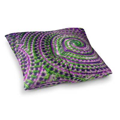 Sylvia Cook Inspiration Square Floor Pillow Size: 23 x 23