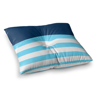 Trebam Sestaka Square Floor Pillow Size: 23 x 23