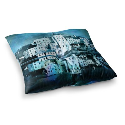 Suzanne Carter Night Sky Square Floor Pillow Size: 26 x 26
