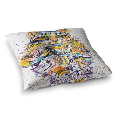 Rebecca Fischer Leo Square Floor Pillow Size: 23 x 23